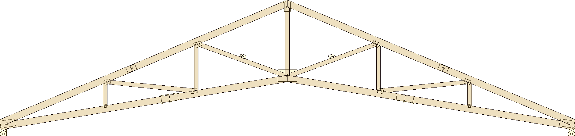 Scissor Truss Diy Crafts