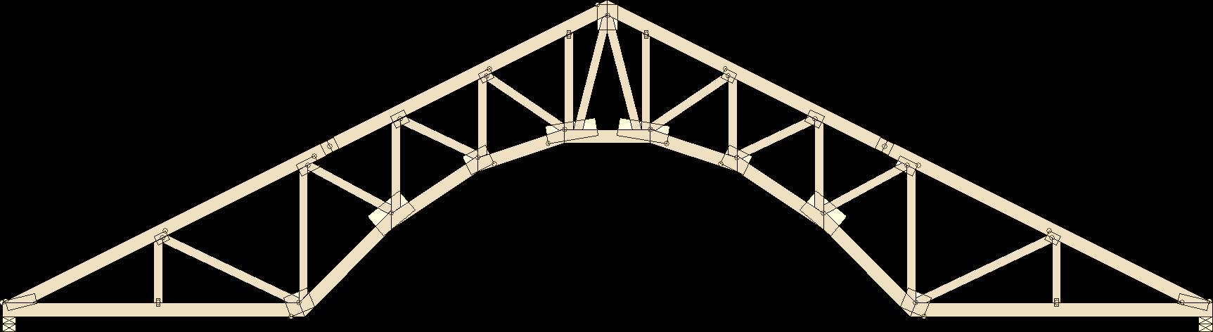 Monoslope Roof Truss Scissor Vaulted Trusses Sc 1 St