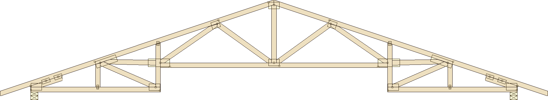 Truss Types Prairie Truss